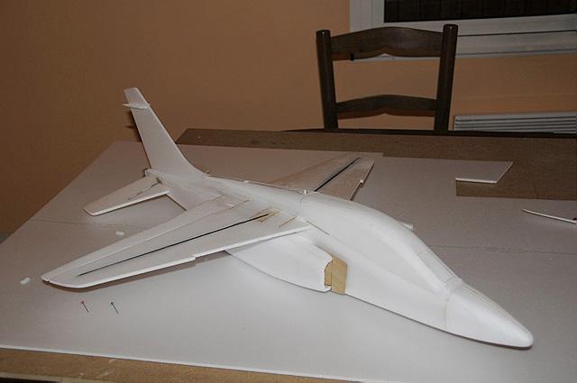 "Alphajet modele E ""Patrouille de France"" Photo008"