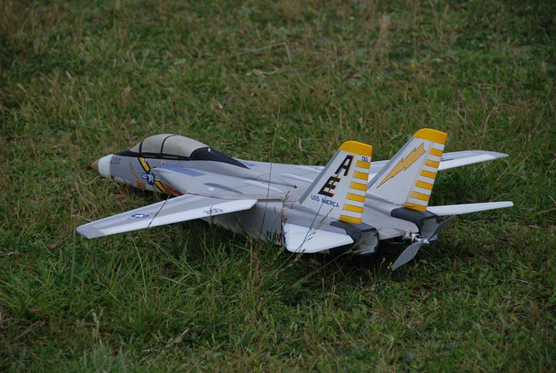 F-14 Tomcat - hélice propulsive DSC_6678