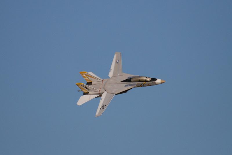 F-14 Tomcat - hélice propulsive DSC_6724