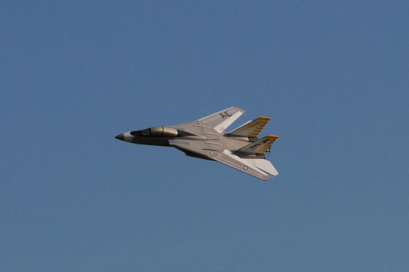 F-14 Tomcat - hélice propulsive DSC_6783